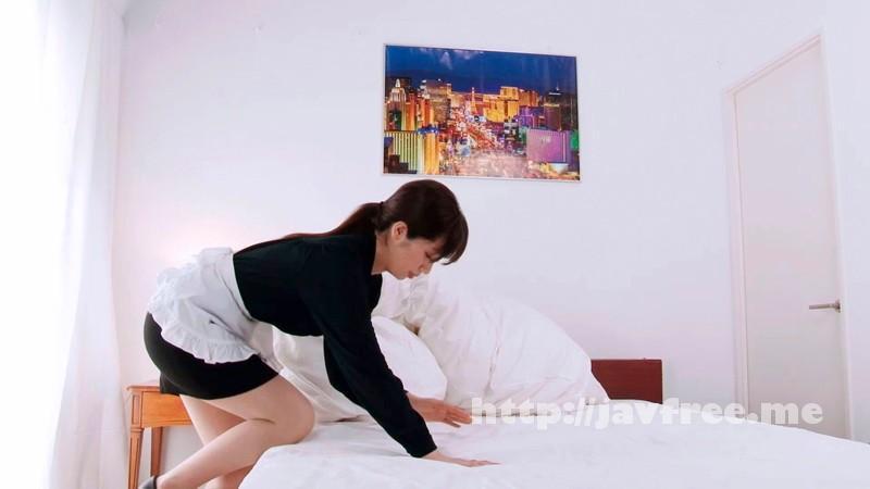[TMDI 060] ルームメイキングに訪れる人妻客室清掃員<29歳/剛毛>密室のベッドで深めるお客様との関係 杏堂怜 TMDI