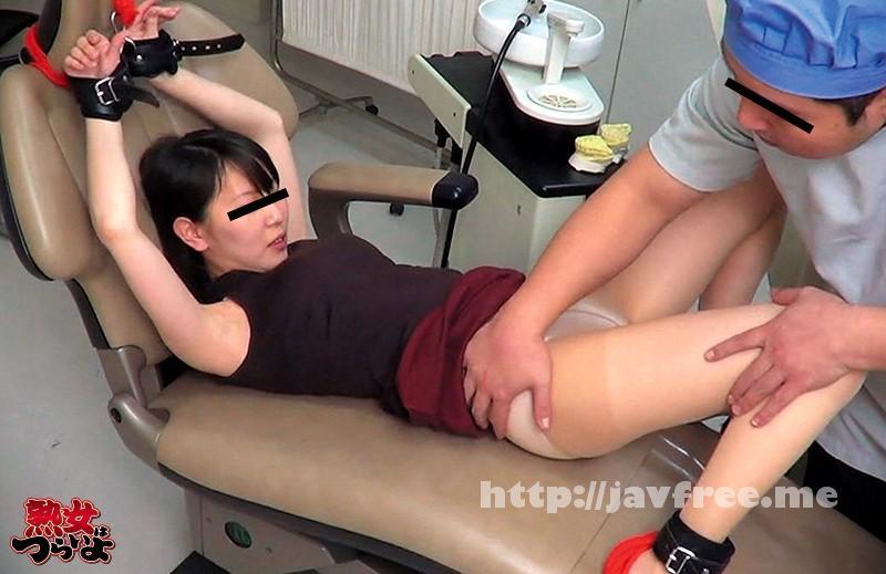 [TURA-260] 電源ON!で快感?!OFF!で焦らされる?!歯科医師は人妻を拘束し身動きできないのをいいことにバイブやリモコンローターで散々弄んだ挙句に自らのチ○ポを挿入し中出し射精した顛末「刺激が足らないですか?奥さん、つぎはどれを挿入しましょうかねぇ?」