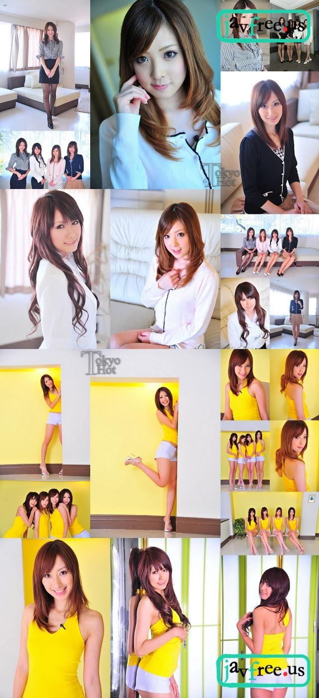 Tokyo Hot n0704 : 2011 SP Part 1   Kaori,Rin,Nozomi,Riko 西尾かおり 秋元希 瞳りん 東熱大乱交 宮瀬リコ Tokyo Hot RIN Riko Nozomi Kaori
