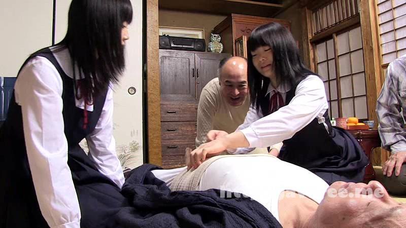 [VANDR 114] ボランティア課外授業で介護される老人たちが●学生にねっとり唾液接吻の加齢臭責め VANDR