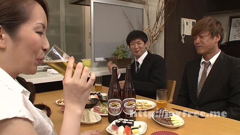 [VEC 134] 部長の奥さんがエロすぎて… 青山葵 青山葵 VEC