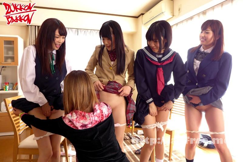 [ZUKO-098] うちの真面目な妹達が親戚のギャルに感化されよったから子作り