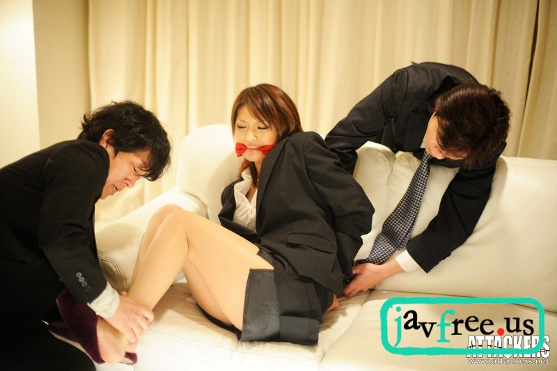 [ATID 185] 凌辱探偵ファイル CASE1:令嬢/アヤ 藤本リーナ 希咲あや ATID