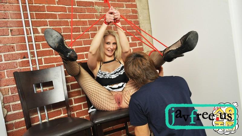 金髪天国509 遂に登場アメリカで人気急上昇中のポルノ女優特集 第一弾 マジソンフォックス 微笑みの刺客 kin8tengoku