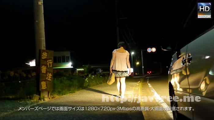 メス豚 130821 694 01 夜道を歩く女の歩行者注意 高木美波 Mesubuta