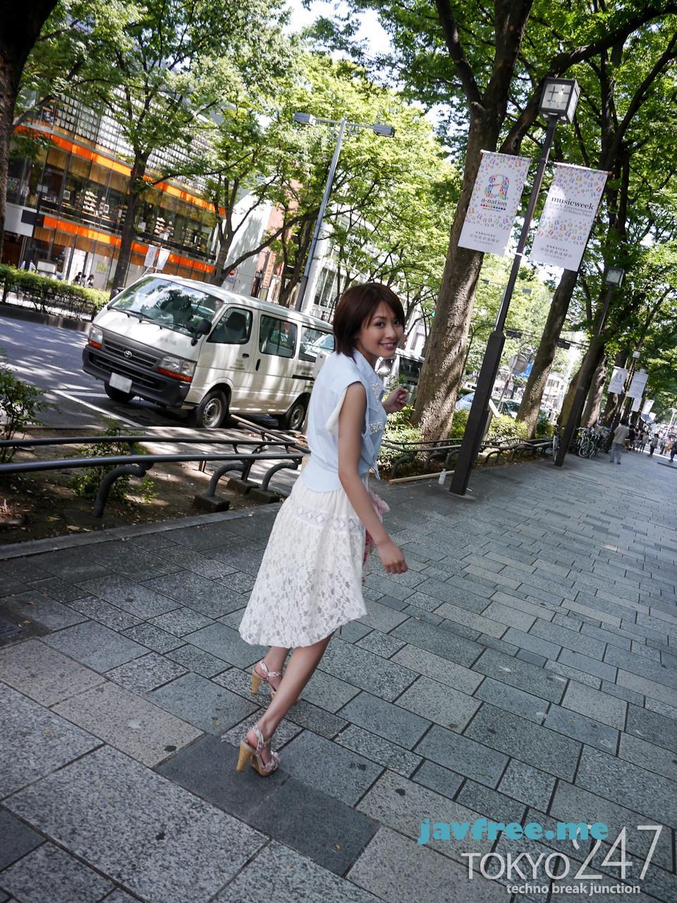 Tokyo 247 406yuuki夏目優希 夏目優希 Tokyo 247