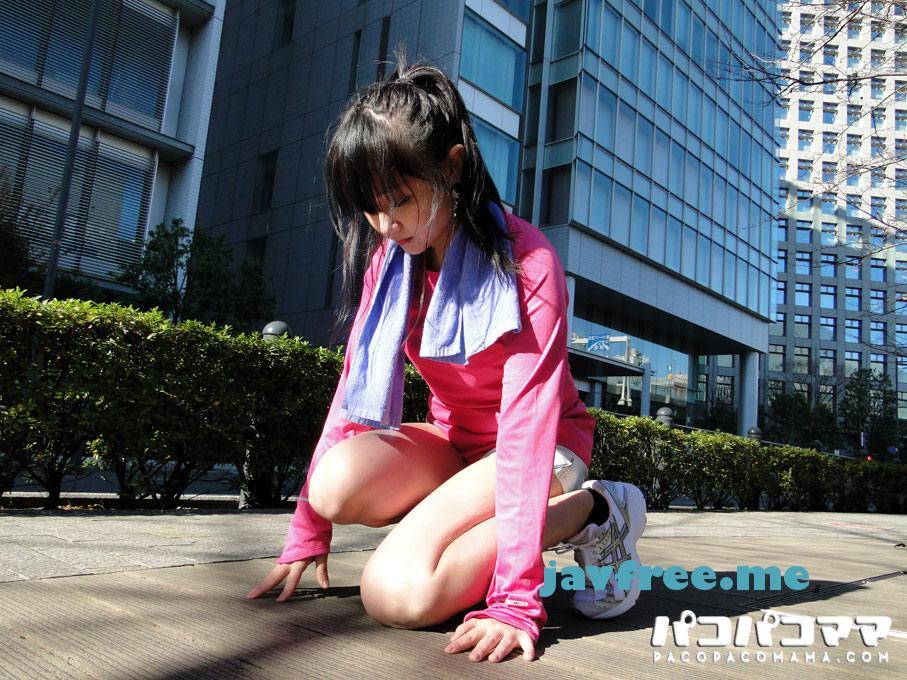 Pacopacomama 032712 611 ジョギングミセス ~柔尻ランナー~ 黒川リサ pacopacomama