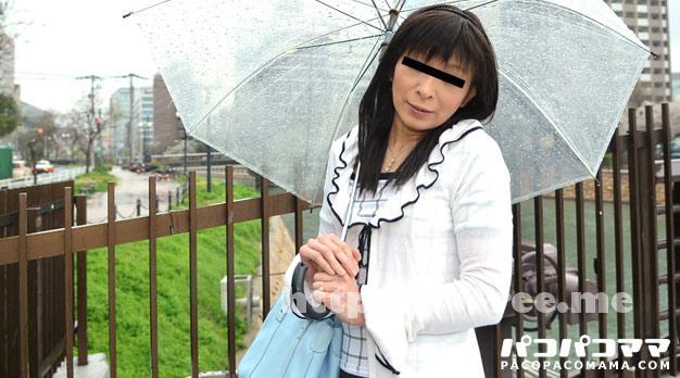 pacopacomama 071514 206 中出しされたい人妻  小林沙希 pacopacomama