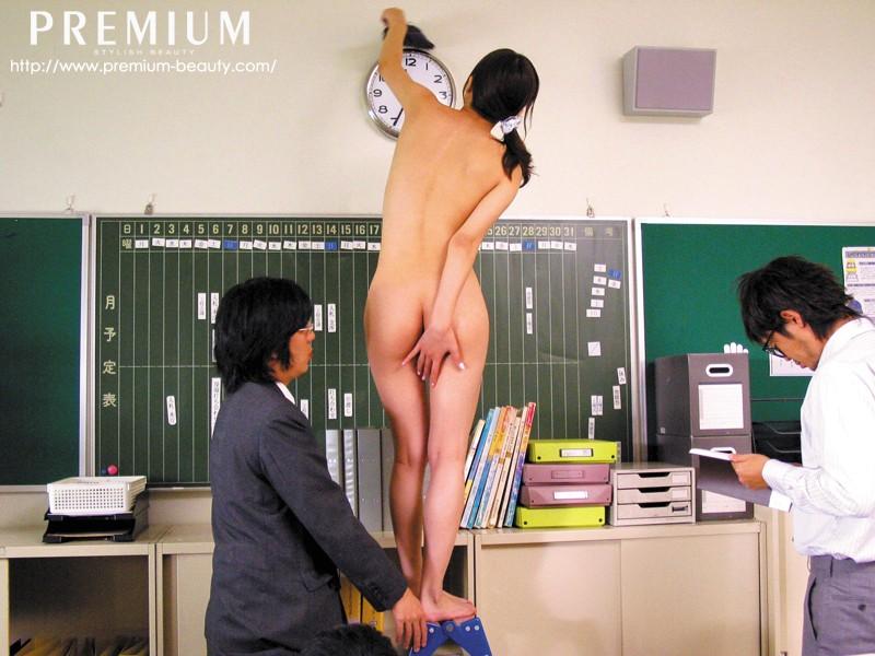 [PGD 491] もしも桜木凛がいろんなところで全裸になったら…。 桜木凛 PGD