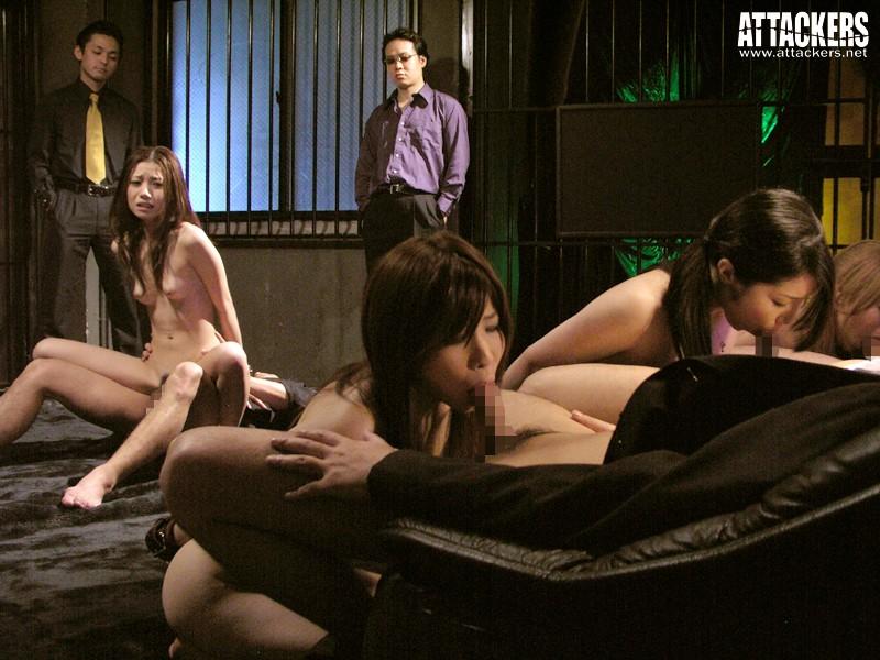 [RBD 171] 奴隷色のステージ 6 秋元美由 日向ひかる 奴隷色のステージ RBD