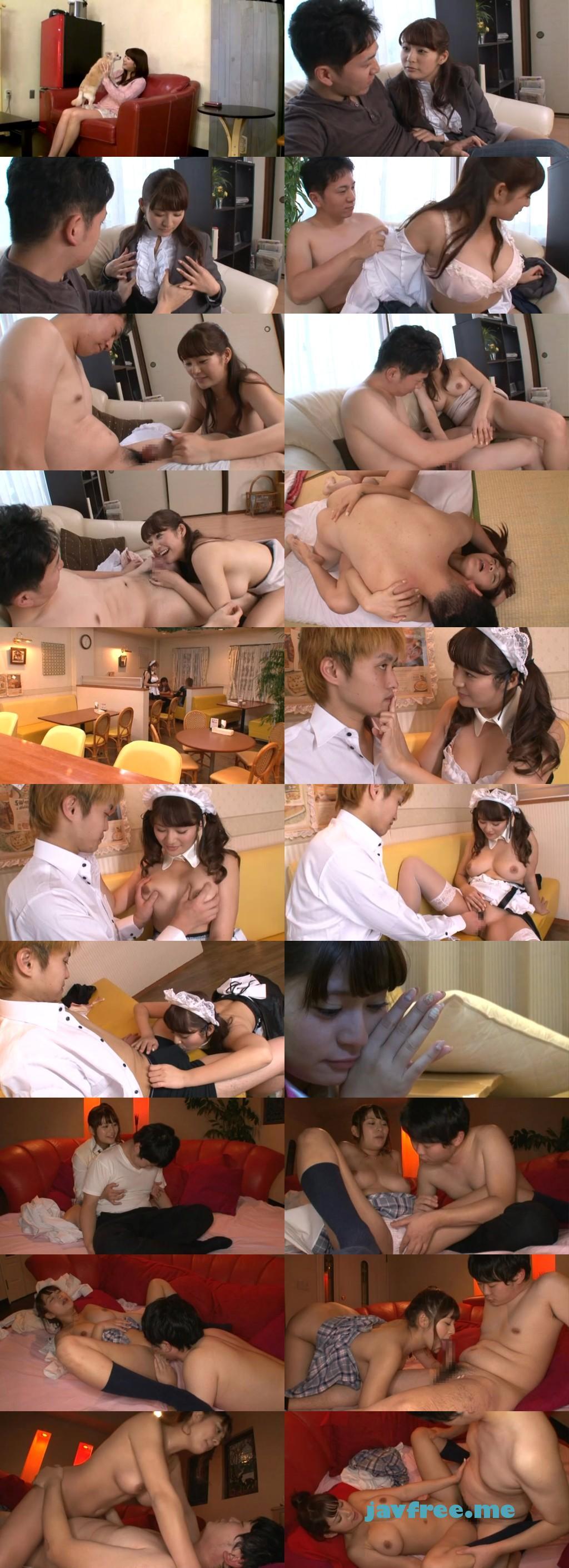 [SACE 062] 素人参加企画!めぐりちゃんが童貞クンの妄想初体験を叶えます! 藤浦めぐ めぐり SACE
