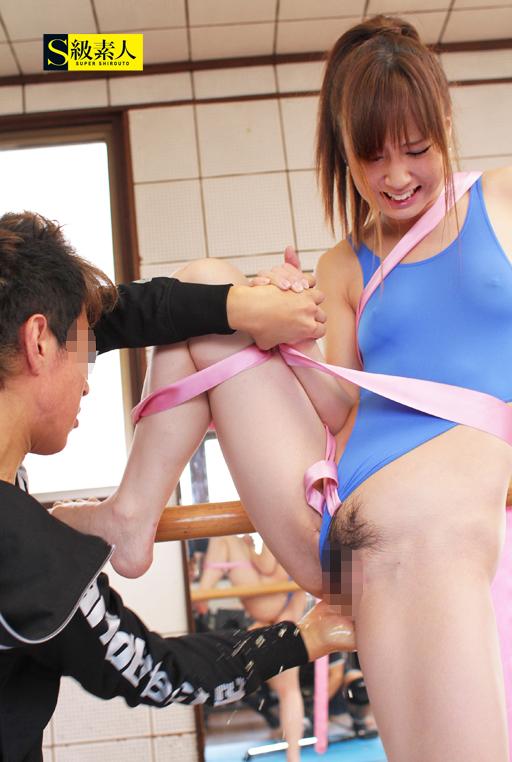[SAMA 410] 現役女子大生 ~新体操でインカレを目指しているKちゃん~ SAMA