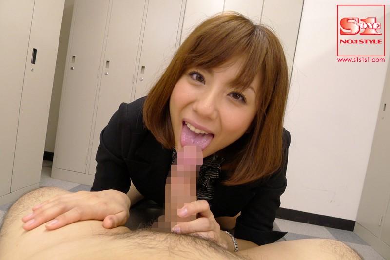[HD][SOE 716] 僕の上司はセクハラ痴女OL 麻美ゆま 麻美ゆま Yuma Asami SOE