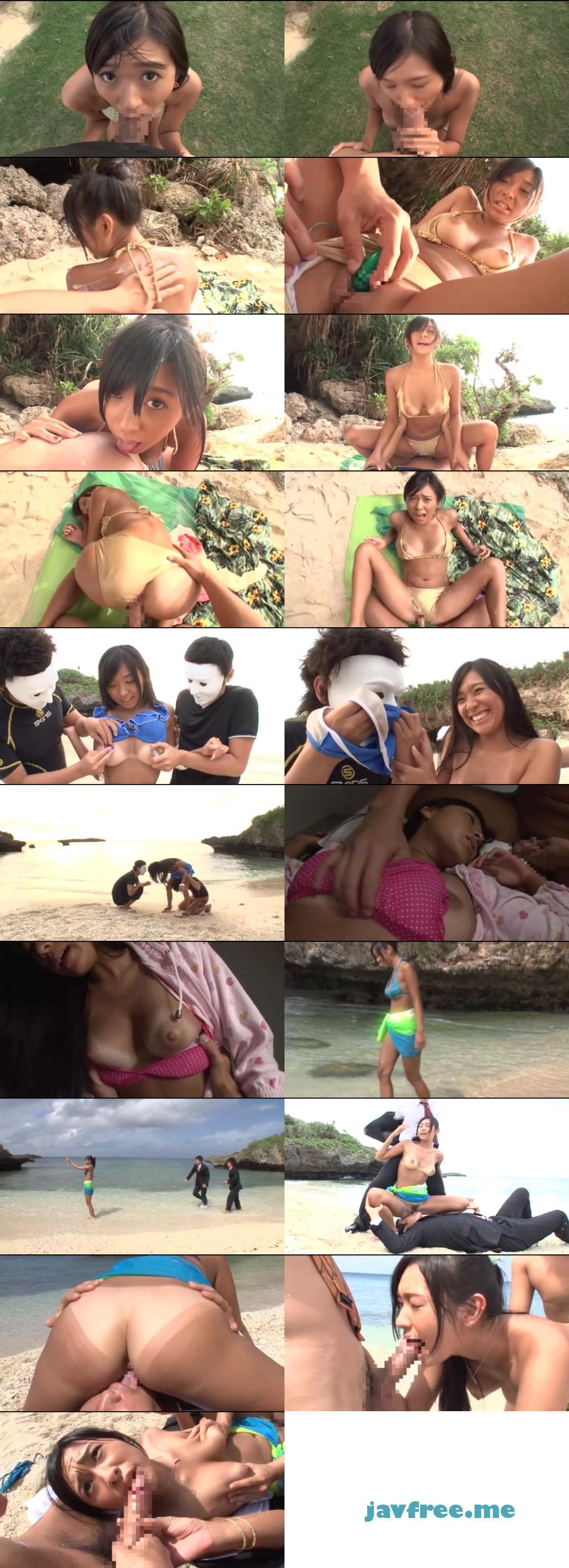 [DVD][XV 1029] 小麦色BODY全開SEX 南の島でスプラッシュ! 小倉奈々 小倉奈々 XV