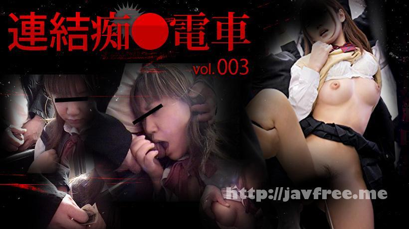 XXX AV 22255 連結痴●電車 vol.003 XXX AV