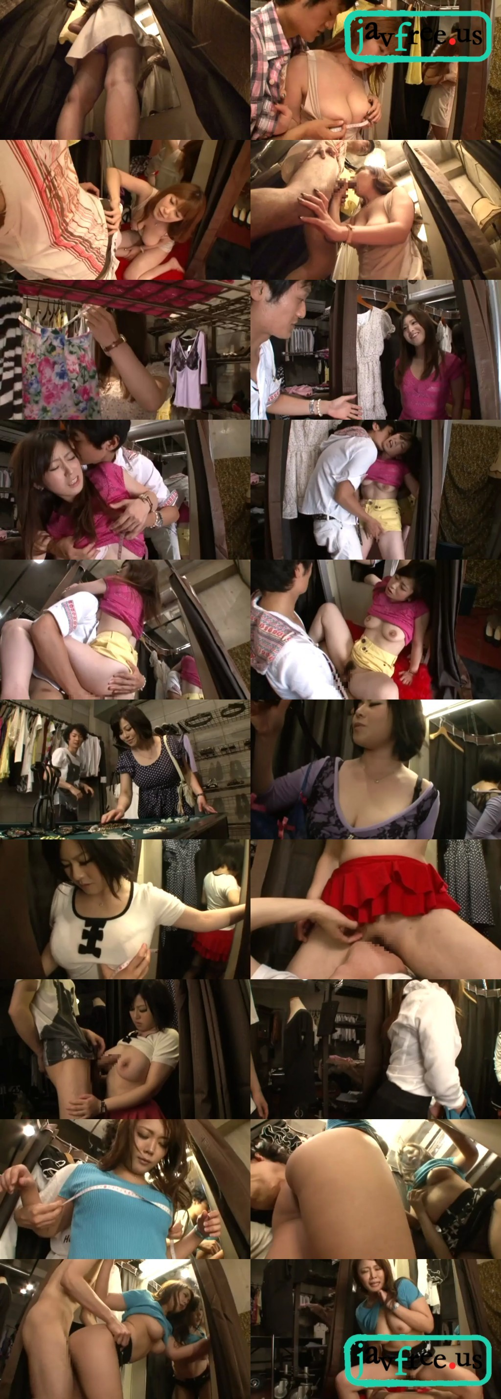 [AA-011] 巨乳試着室 2 - image AA-011 on https://javfree.me