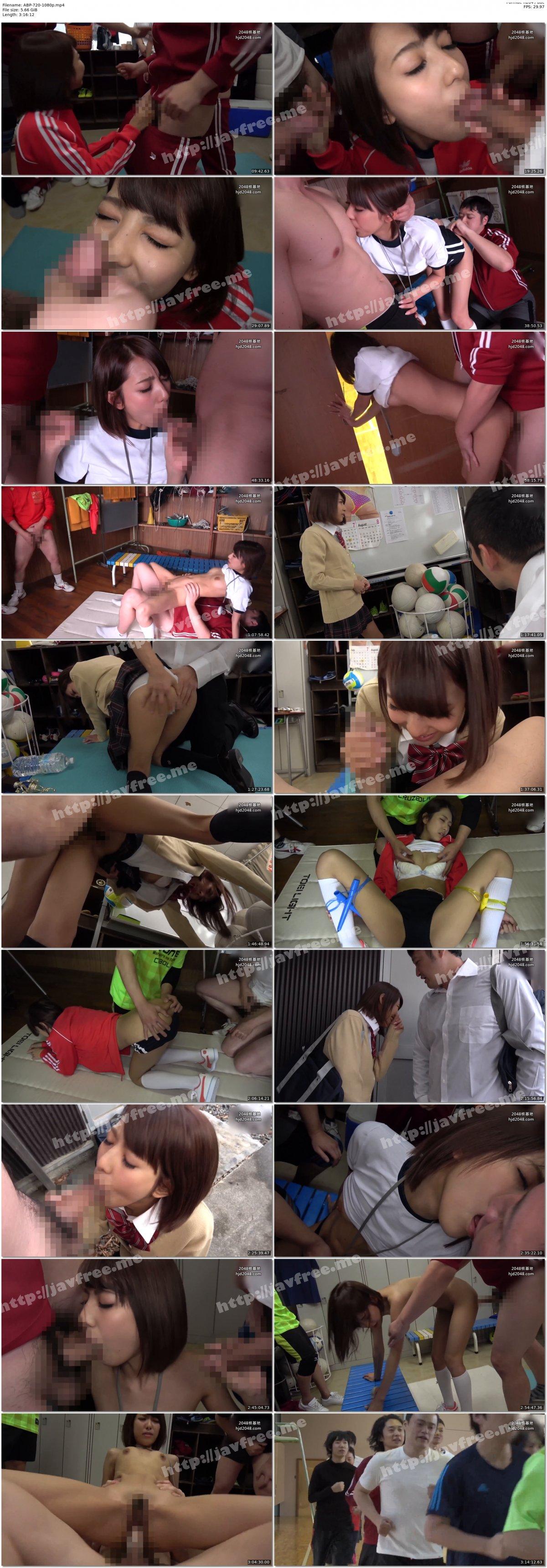 [HD][ABP-720] 女子マネージャーは、僕達の性処理ペット。 028 春咲りょう - image ABP-720-1080p on https://javfree.me