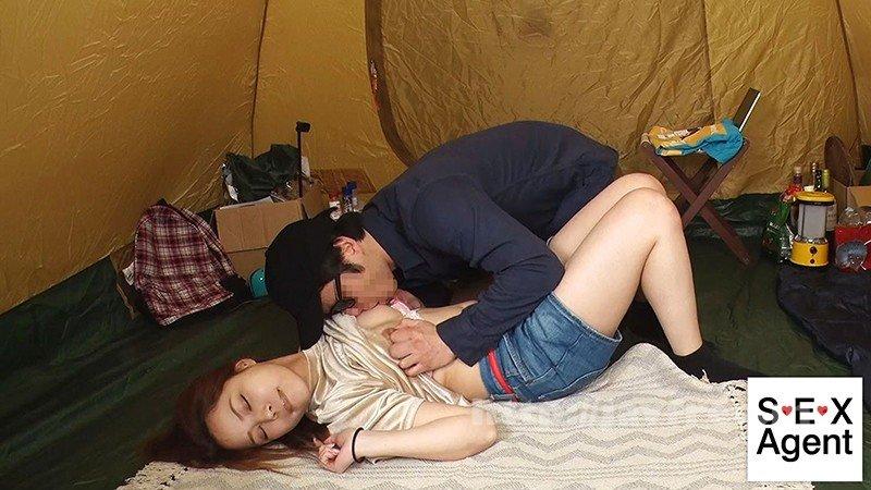 [HD][AGAV-028] 暴走アップロード~某動画配信サイトに野外エロキャンプ動画を投稿したら瞬殺でBANされたのでエロビデオとして配信しました~ 森山なつか