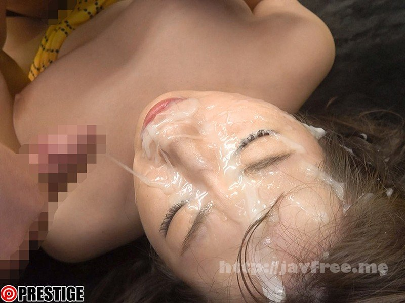 [AKA-060] シロウト制服美人 17 バスト100cm受付嬢を制服ごと汚しまくる!特濃精子23発