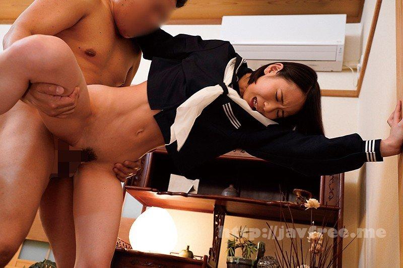 [HD][AMBI-121] 鬼畜父の性玩具 彼氏との仲を引き裂かれた制服美少女 如月ましろ - image AMBI-121-13 on https://javfree.me