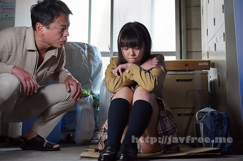[HD][AMBI-137] 家出少女とオジサンの小さな恋の物語 泉りおん - image AMBI-137-1 on https://javfree.me