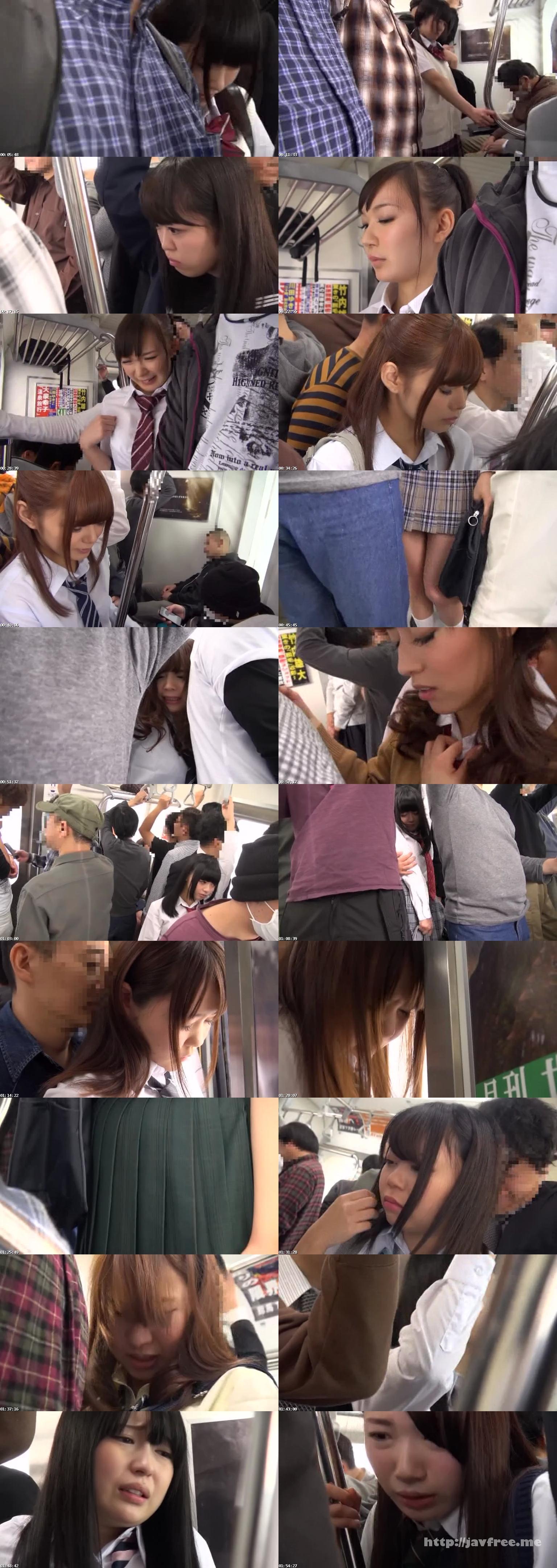 [AOZ-221Z] JKスカートぶっかけ痴漢盗撮 - image AOZ-221Z on https://javfree.me