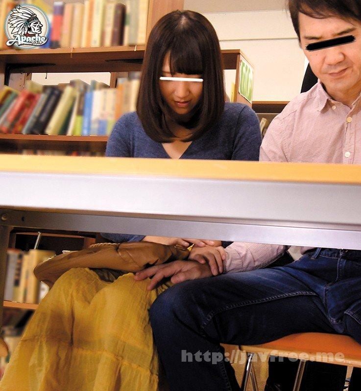 [HD][AP-440] 図書館スカート巾着拘束固定媚薬バイブ中出し痴漢
