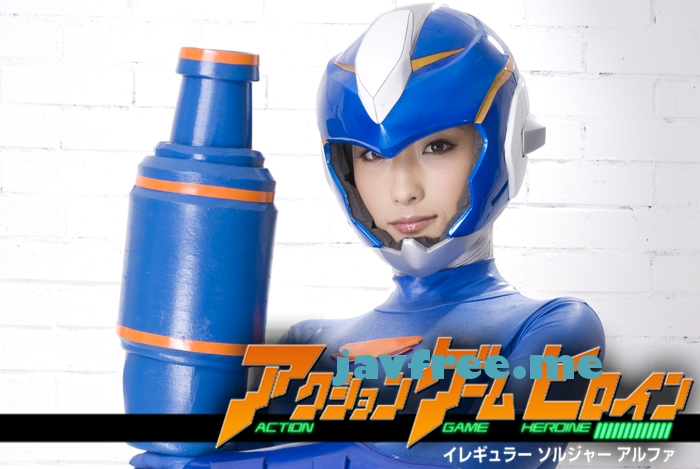 [ATHB 49] Action Game Heroine   Irregular Soldier Alpha Shizuka Kanno Reina ATHB