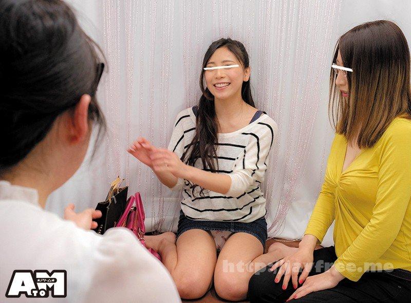 [HD][ATOM-344] 女監督トラ子の女の子同士だから女子会ノリでぶっちゃけドスケベ体験◆極細ヒモパンで素股してみませんか?勃起チ●ポが擦れて気持ち良くなってる素人娘にどさくさ紛れでズッポシ挿入!? - image ATOM-344-11 on https://javfree.me
