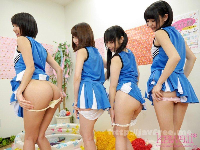 [AVOP-056] チラッしゃいませ!!kawaii*学園文化祭2014 パンチラJKがお出迎え♪ - image AVOP-056-5 on https://javfree.me