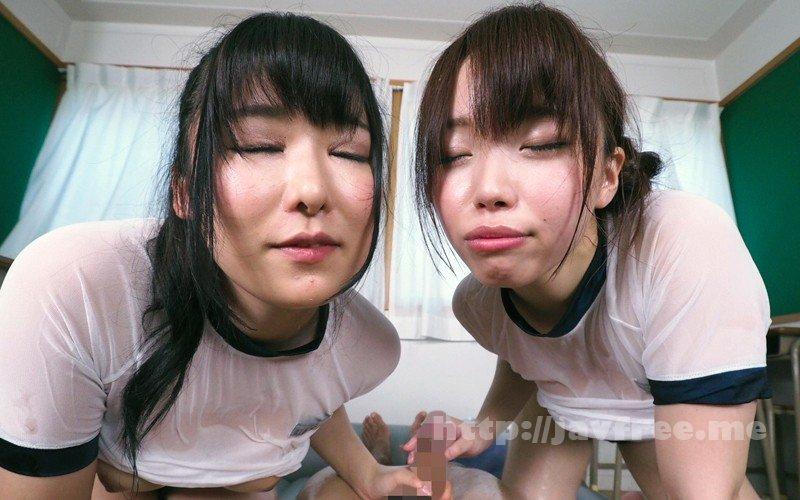 [AVVR-360] 【VR】ロ○っ娘スケスケブルマソープin高級NN店 愛瀬美希 共演 あず希