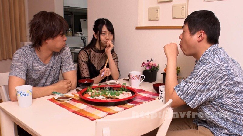 [HD][AYB-013] 親友の嫁に誘惑されて… 新川優里