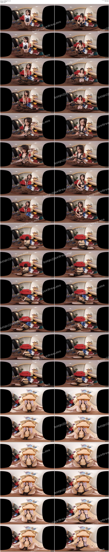 [VRVR-020] 【VR】結婚初夜に童貞喪失!デカ乳新妻がウブな僕に優しくエッチを教えてくれた…初体験のキス/オッパイ揉み/フェラで大暴発!肌が触れ合う濃厚密着SEXで何度も膣内射精! 若月みいな - image BIKMVR-022c on https://javfree.me