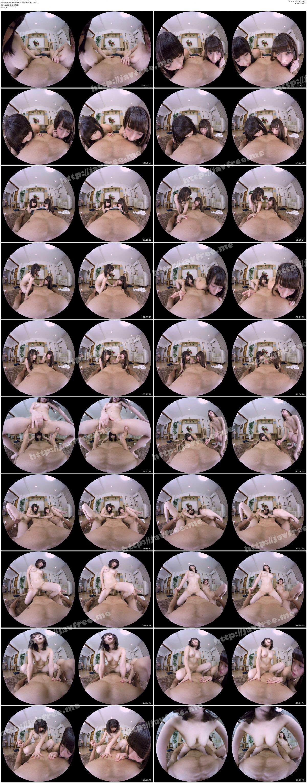 [HD][BIKMVR-034] 【VR】僕の家に数日間泊まってる親戚のお姉ちゃん達が僕を実験台に両サイドから耳元でたっぷり濃厚淫語でめちゃめちゃ!はぁはぁ!くちゅくちゅ!ペロペロ!してくる夢のハーレム中出しSEX 妹の結まきな 姉の妃月るい - image BIKMVR-034c-1080p on https://javfree.me