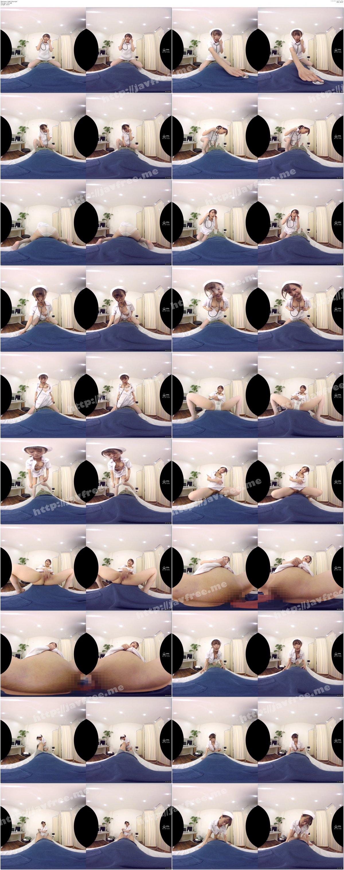 [CAPI-114] 【VR】ドクター不在をいいことに患者を誘惑診断する淫乱ナース 望月りさ - image CAPI-114a on https://javfree.me