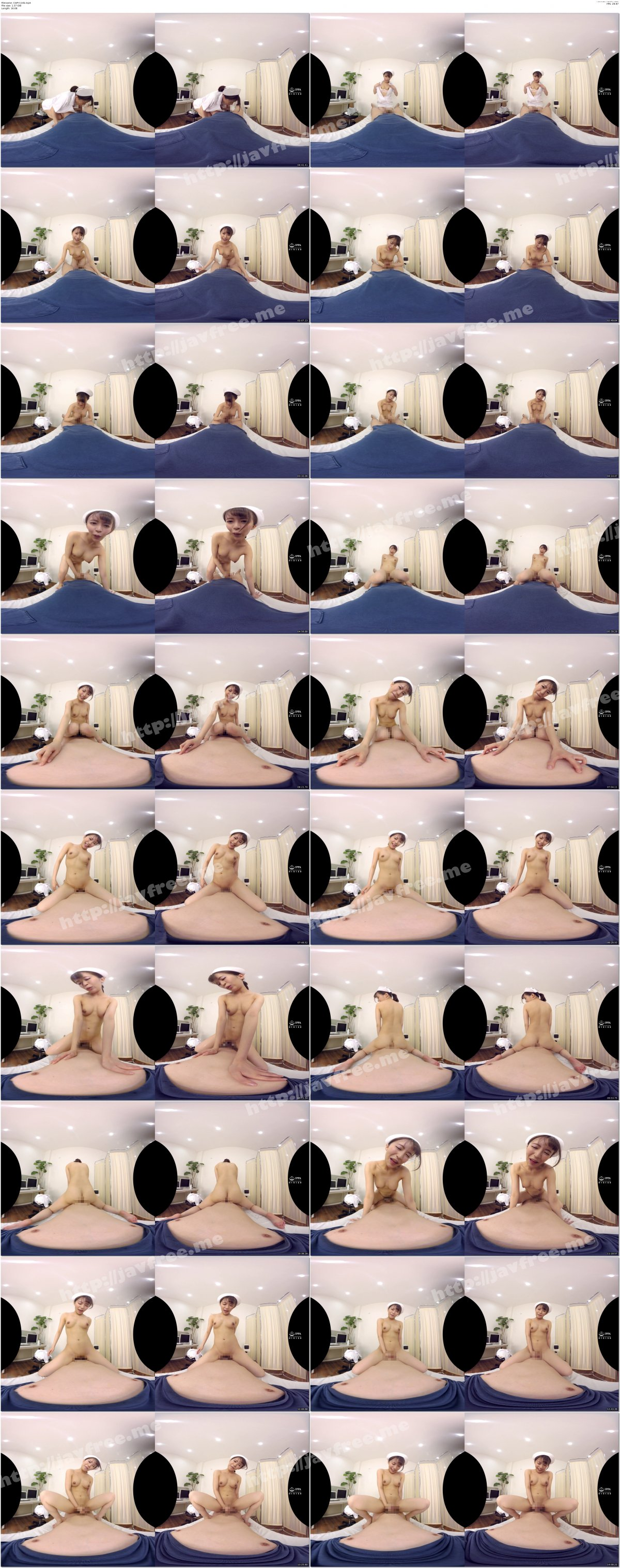 [CAPI-114] 【VR】ドクター不在をいいことに患者を誘惑診断する淫乱ナース 望月りさ - image CAPI-114b on https://javfree.me