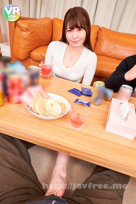 [CBIKMV-025] 【VR】元カノが僕の上司の婚約者に。上司はそのことを知らずに僕を自宅に招き入れ一緒に食事することに。そんな時まさかの元カノが僕を誘惑。未来の旦那がそばにいるにも関わらず、僕を何度も誘惑し、独身最後の夜を満喫する変態痴女に変貌