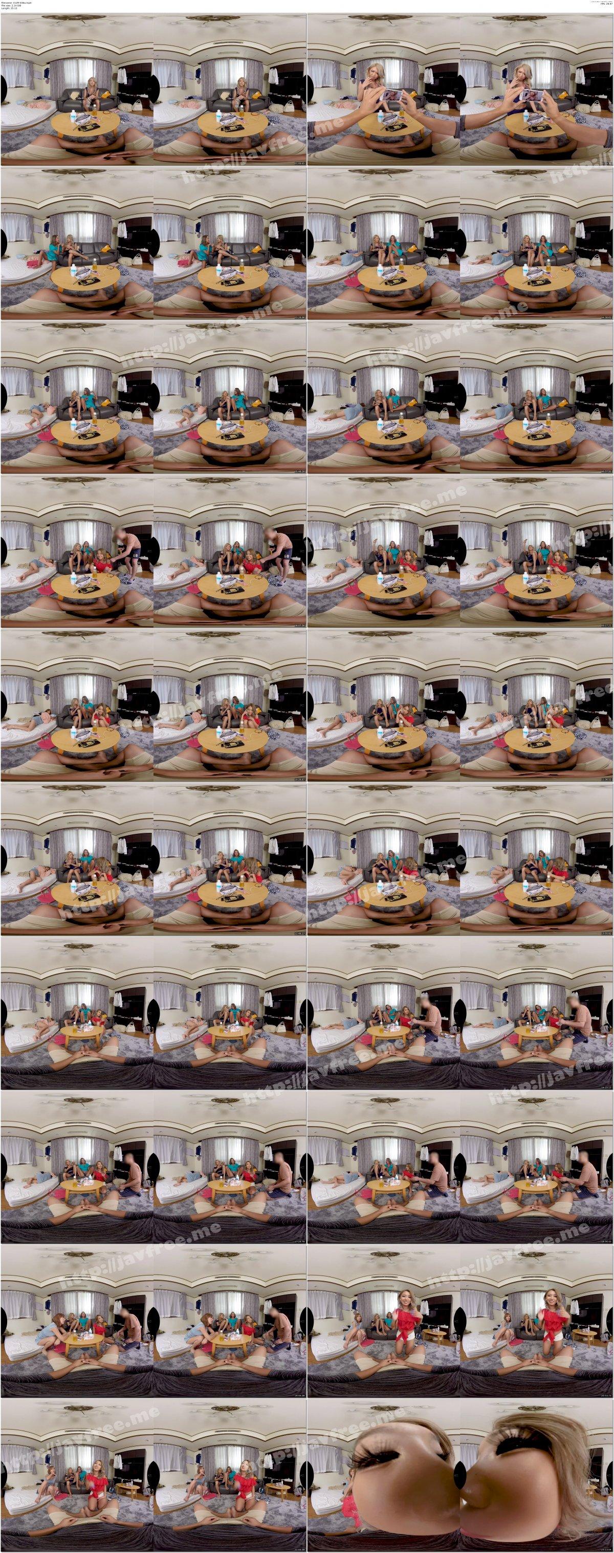 [CLVR-036] 【VR】僕の部屋はギャルデリヘルの待機部屋!! マジ卍!生本番OK!テンションMAX!無法地帯に男は僕一人だけ。中出し三昧VR!! - image CLVR-036a on https://javfree.me