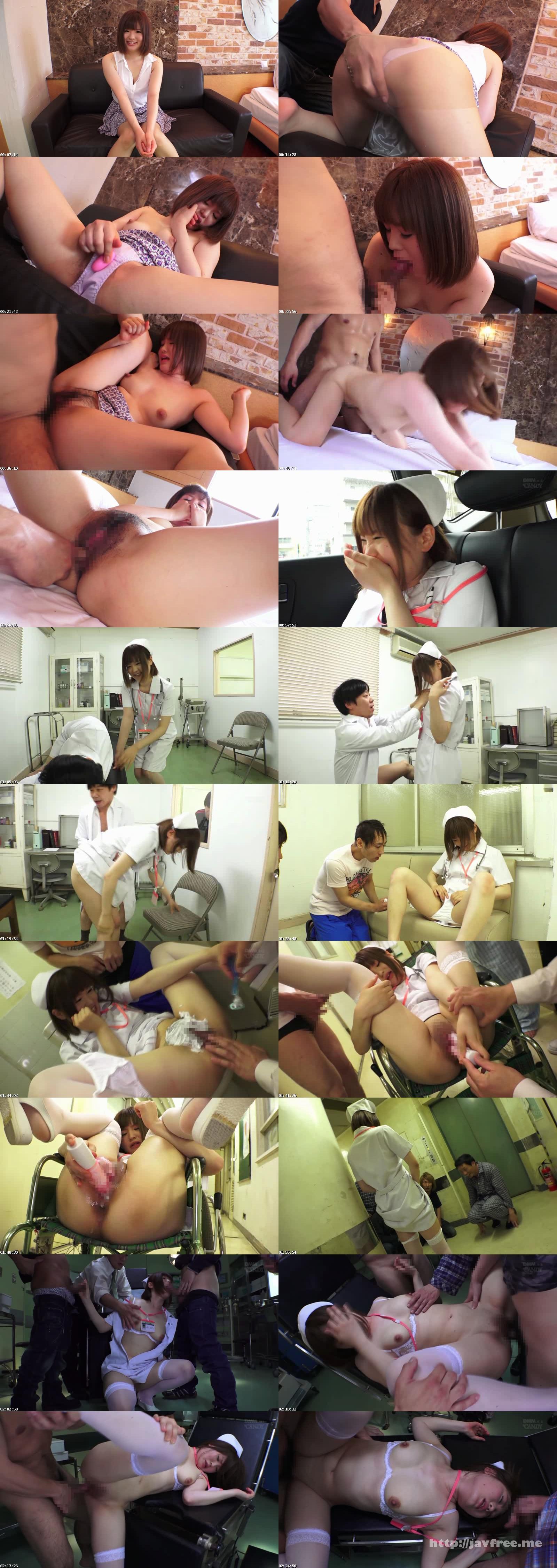 [CND 109] 押しに弱すぎ現役看護師 デビュー2作目で本物中出し解禁!! かのんこゆる かのんこゆる CND