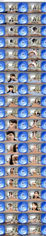 [CRVR-060] 【VR】姫川ゆうな かわいいメイドと中出しセックス!ボクのことを好き過ぎるご奉仕メイドとのなんともうらやましい日常。 - image CRVR-060 on https://javfree.me