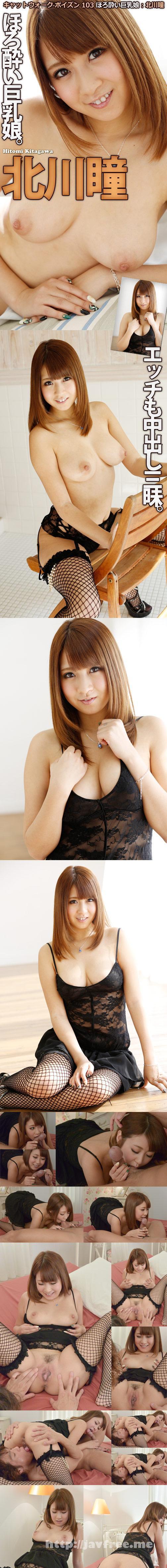 [CWP-103] キャットウォーク ポイズン 103 ほろ酔い巨乳娘 :  北川瞳 - image CWP-103_1 on https://javfree.me