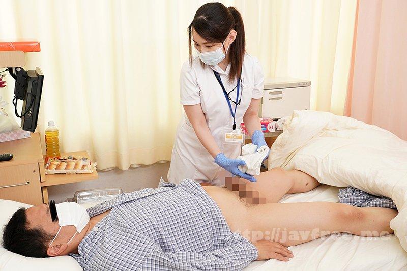 [HD][DANDAN-001] お願いされたら断れない!献身的なパイズリ狭射で性処理してくれるMカップ看護師 吉根さん - image DANDAN-001-5 on https://javfree.me