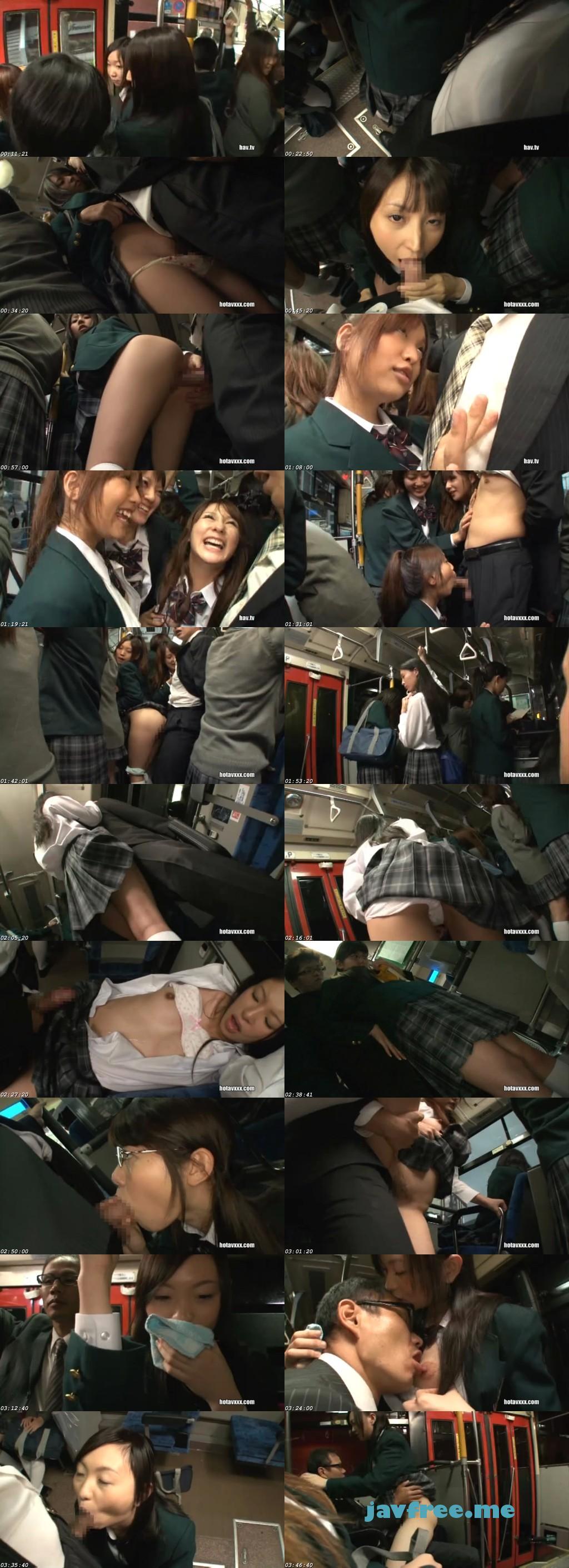 [DANDY 314] 「新・間違えたフリして女子校通学バスに乗り込んでヤられた」 VOL.4 DANDY