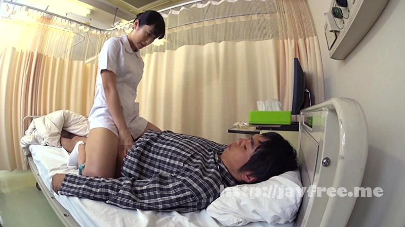 [DANDY-396] 「『本当に擦るだけだからね』自分の透けパン巨尻で勃起したチ○ポに素股を頼まれ断れない優しい看護師がヤってくれた」VOL.1 - image DANDY-396-8 on https://javfree.me