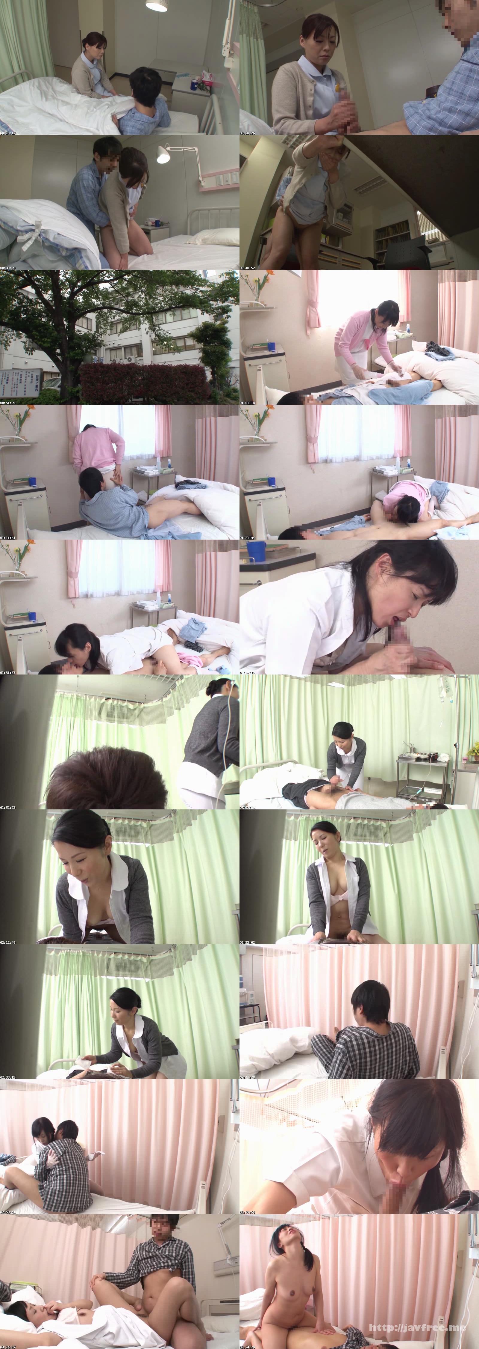 [DANDY-419] 「『おばさんで本当にいいの?』若くて硬い勃起角度150度の少年チ○ポに抱きつかれた看護師はヤられても本当は嫌じゃない」VOL.3 - image  on https://javfree.me
