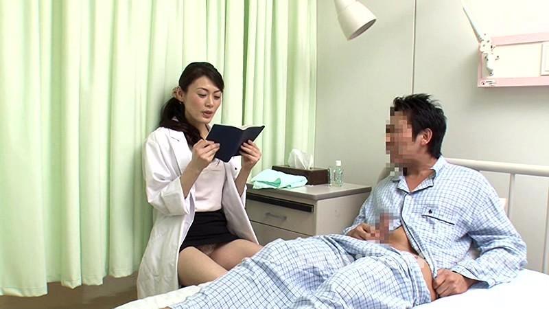 [DANDY-431] 「仕事熱心な看護師/女医に『勃起不全の治療』として官能小説の読み聞かせをお願いしたら冷静な顔してパンツの濡れが止まらない」 VOL.2 - image DANDY-431-16 on https://javfree.me