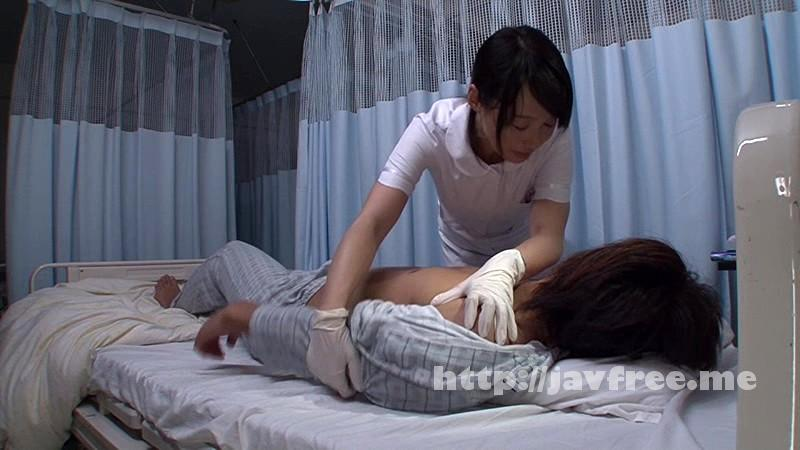 [DANDY 447] 「採精室でイケメン患者と2人きり!不意打ち射精に驚き精子を採取出来なかった熟年看護師が謝りながら2発目の精液検査を手伝ってくれた」VOL.1 DANDY