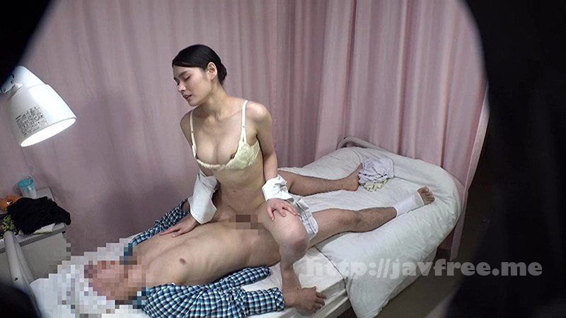 [DANDY-588] 「『あなた本当に初めて?』童貞になりすました患者に激しく突かれ無言の絶叫をくり返す『初物食い』好き夜勤看護師」VOL.1