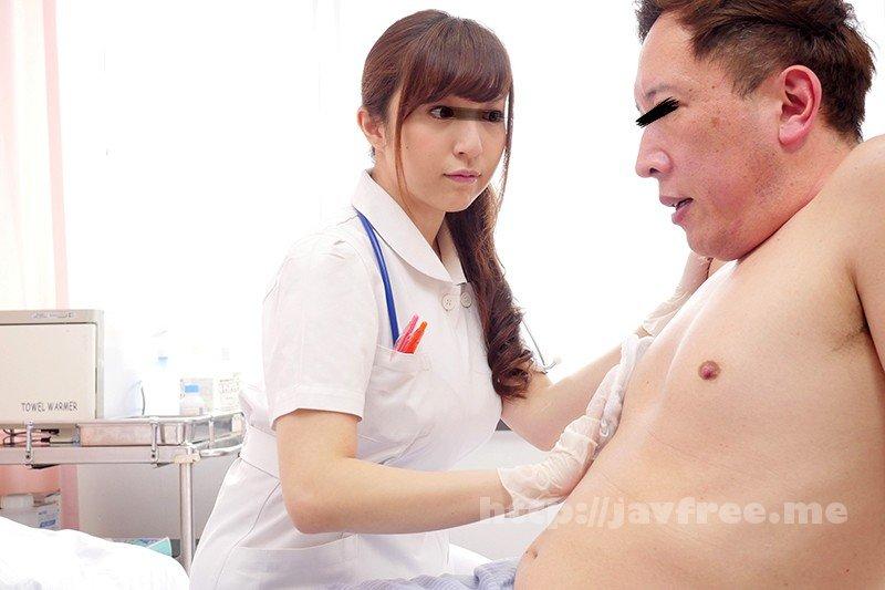 [HD][DANDY-645] 「看護師さんに惚れられ過ぎて彼女がそばにいるのにコソコソ誘惑(胸チラ/尻見せ/超密着)されてヤられた」VOL.1 - image DANDY-645-10 on https://javfree.me