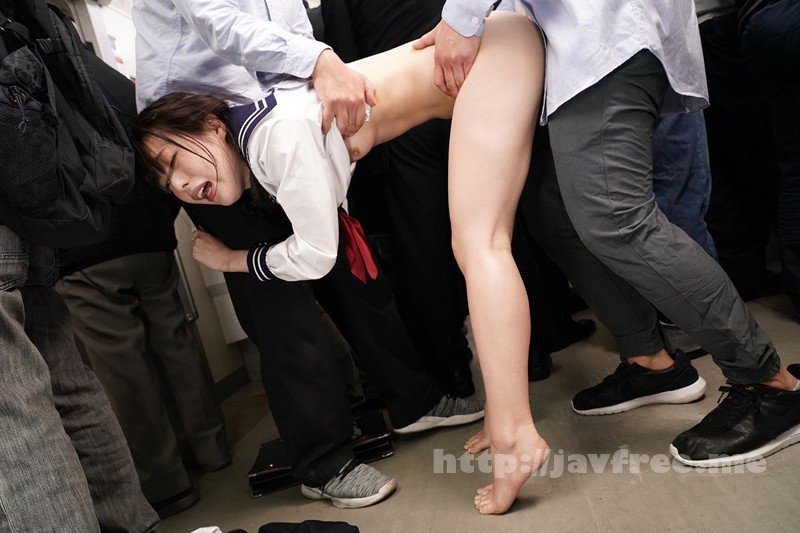 [HD][DANDY-711] 痴●を断れず濡れてしまう敏感女子○生を何度もつま先立ちバックでイカせまくる